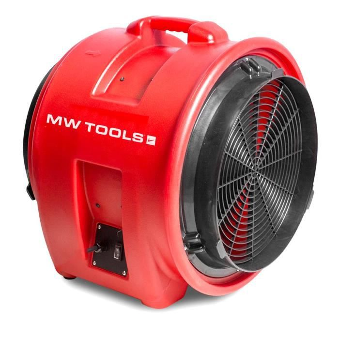 Ventilateur extracteur mobile 400 mm - 700 W MW-Mach MV400PP