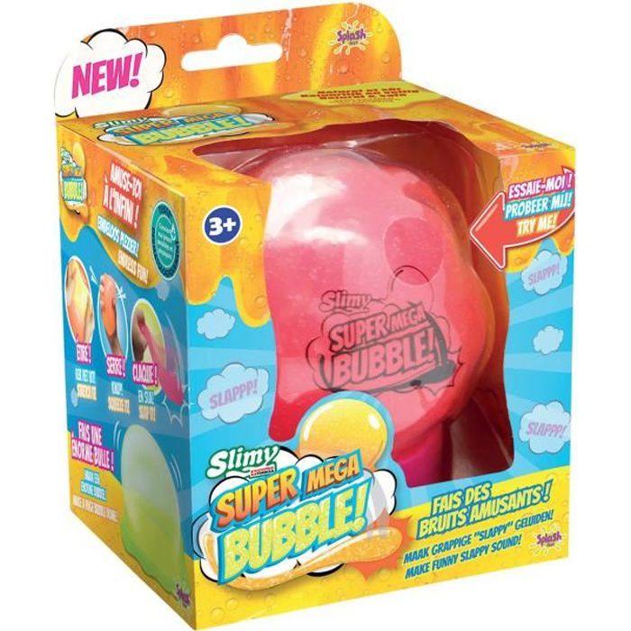 SPLASH-TOYS - Pâte à slime Super mega bubble - Modèle aléatoire Multicolore