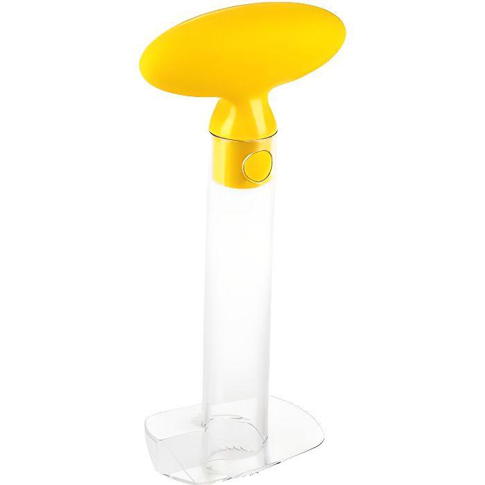TEFAL Découpe ananas K2080714 jaune et transparent