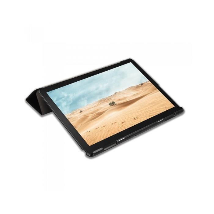 Etui tablette Lenovo X104F Noir