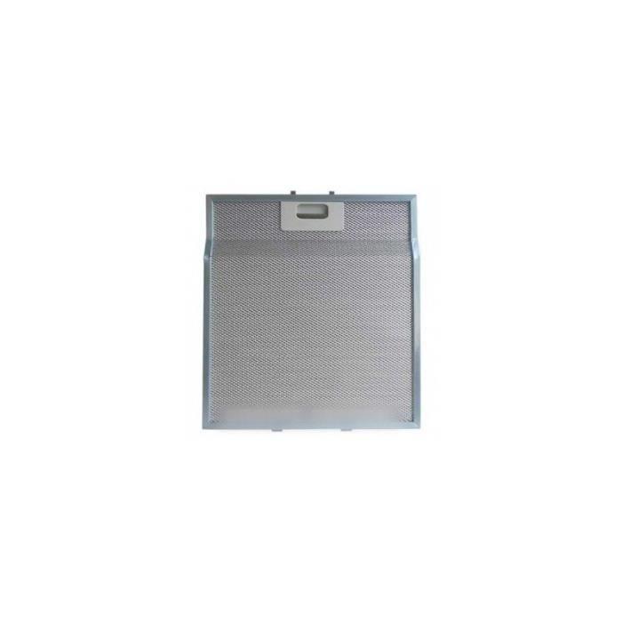 Filtre metal (x1) 282x314mm pour hotte WHIRLPOOL 237851 - * AKR439 481248058334 857843901010 AKR43 - BVMPièces