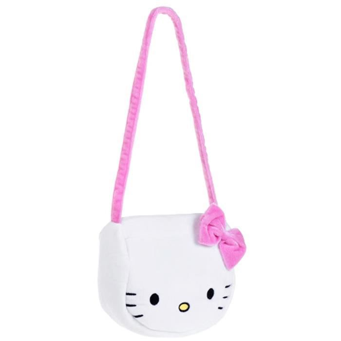petit sac main enfant fille t te hello kitty achat. Black Bedroom Furniture Sets. Home Design Ideas