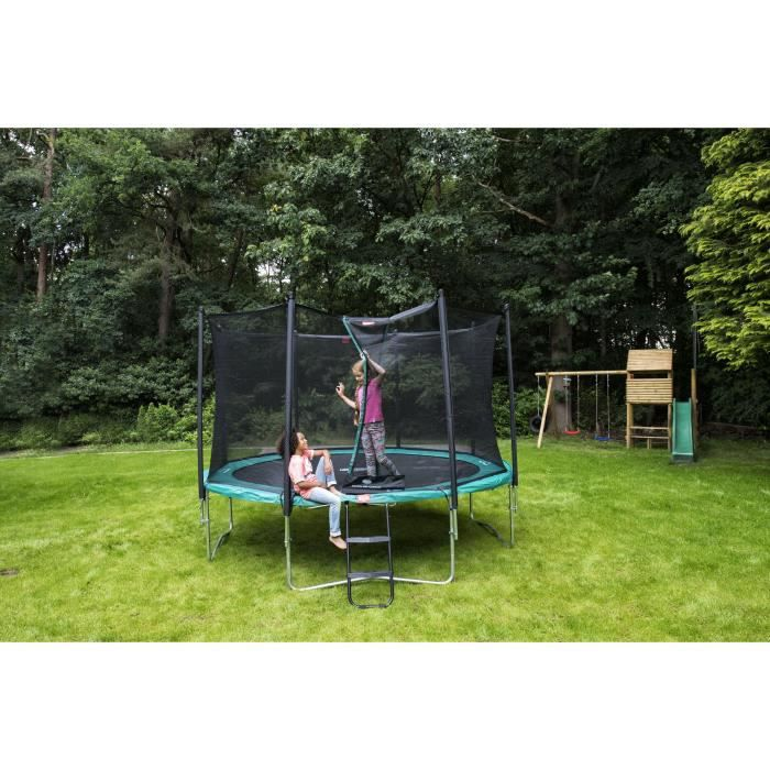 BERG Trampoline Favorit + Safety Net Comfort 430