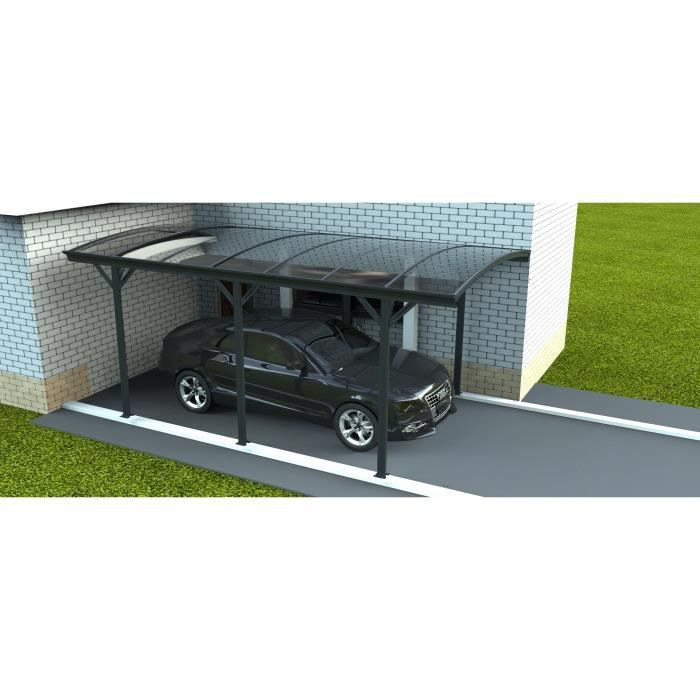 carport aluminium achat vente carport aluminium pas. Black Bedroom Furniture Sets. Home Design Ideas