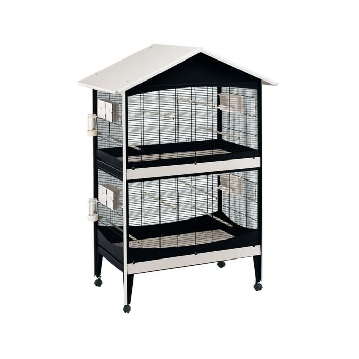 voli re oiseaux ferplast duetto achat vente voli re cage oiseau voli re oiseaux ferplast. Black Bedroom Furniture Sets. Home Design Ideas