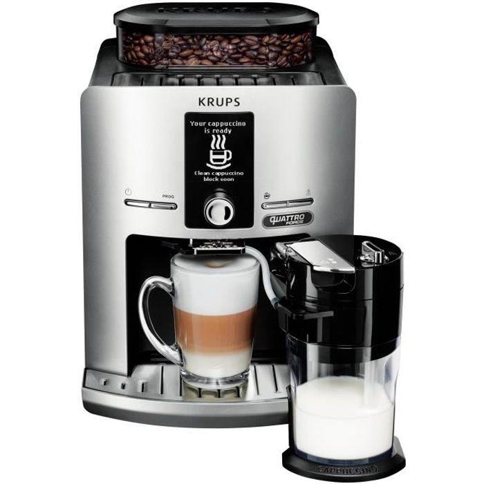 profils de grains de café vertical