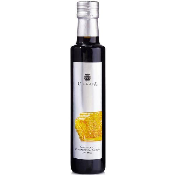 VINAIGRE Vinaigre Balsamique 'Miel' - La Chinata (250 ml)