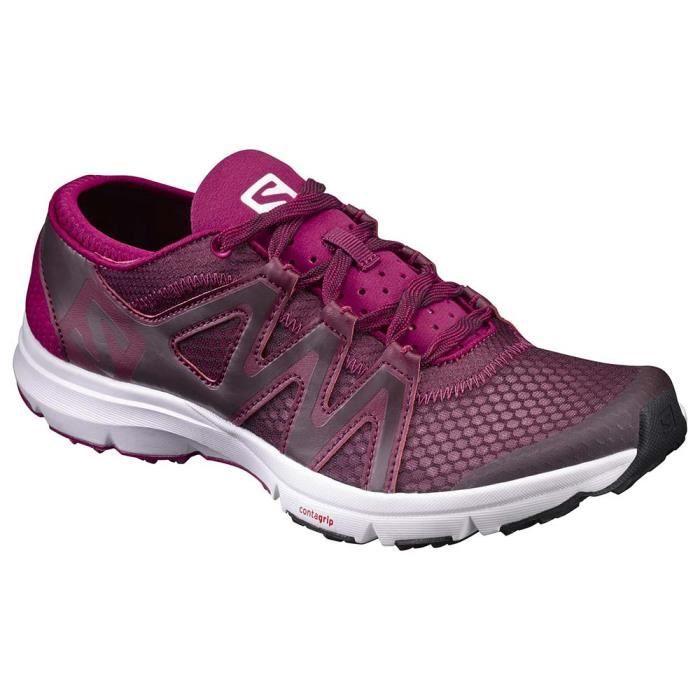 SALOMON Chaussures de running Crossamphibian Swift Femme Rose