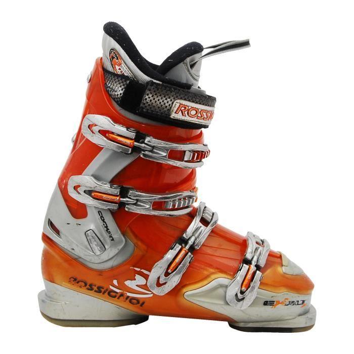 Chaussures de ski adulte Rossignol exalt orange Prix pas