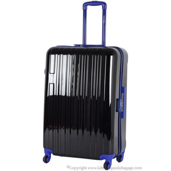 murano valise rigide moyen s jour cue noir achat vente valise bagage murano valise rigide. Black Bedroom Furniture Sets. Home Design Ideas