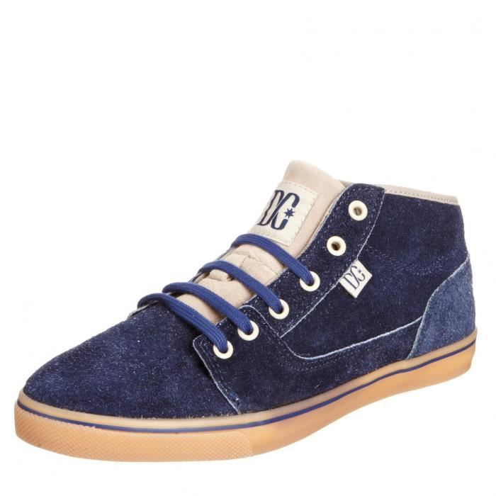 Blue SHOES Estate BRISTOL MID DC LE nv1xUqYO