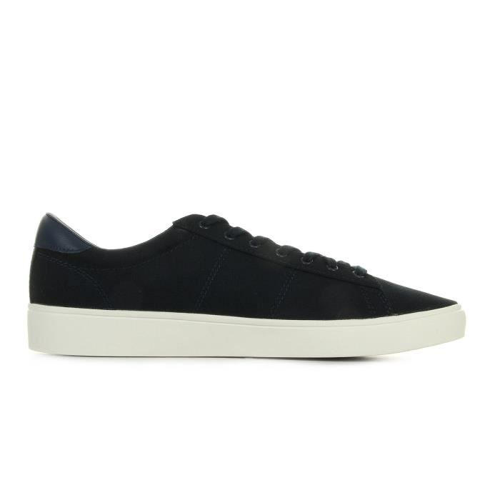 Baskets Canvas Spencer Fred Perry Perry Fred Navy Baskets rx4rwTUcq