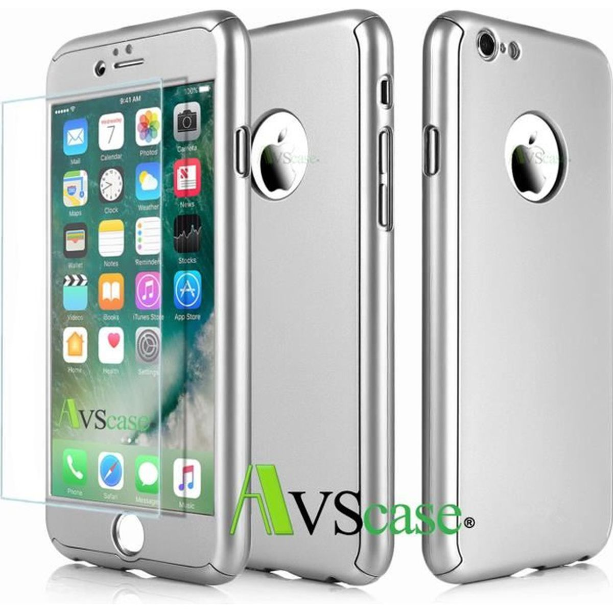 coque protection 360 iphone 7