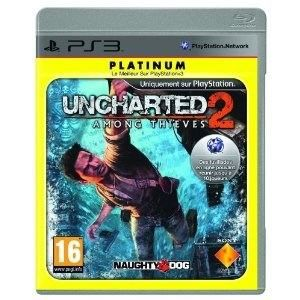 JEU PS3 UNCHARTED 2 AMONG THIEVES / PS3