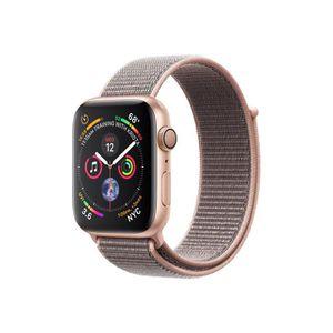 MONTRE CONNECTÉE Apple Watch Series 4 (GPS) 44 mm or-aluminium mont