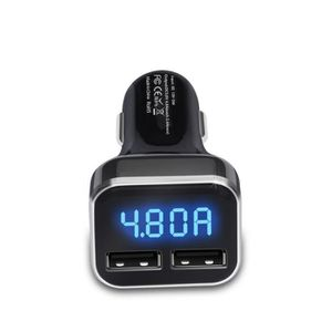 CHARGEUR CD VOITURE Charge rapide double adaptateur USB intelligent ch