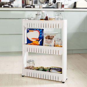 DESSERTE - BILLOT Desserte Chariot de cuisine stockage étagères cuis