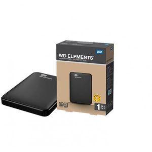 DISQUE DUR EXTERNE Disque dur externe 2.5 - USB 3.0 - 1 To - WDBUZG00