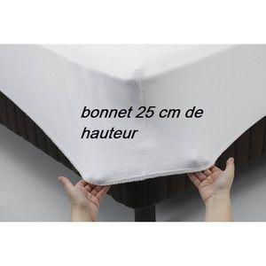 PROTÈGE MATELAS  protege  matelas  impermeable  90x190 cm