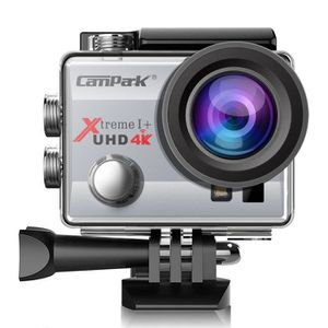 APPAREIL PHOTO RÉFLEX Campark ACT74 Caméra Sport 4K/1080P WiFi 16MP Ultr