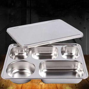 LUNCH BOX - BENTO  28,1*22*4,2cm Boite pour dejeune, Boite a dejeuner