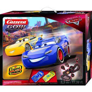 CIRCUIT Circuit Carrera Go!!! Disney/Pixar Cars 3 - Radiat