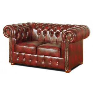 canap chesterfield rouge achat vente canap. Black Bedroom Furniture Sets. Home Design Ideas