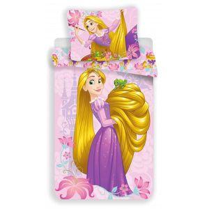 PARURE DE DRAP Princesse Raiponce Disney  Parure de Li Rose