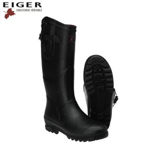 BOTTE BOTTES HOMME EIGER NEO-ZONE RUBBER BOOTS