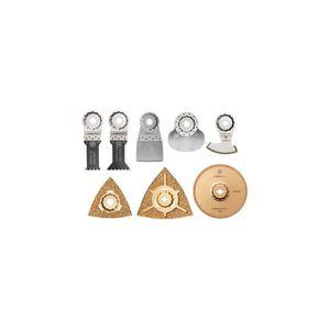 ACCESSOIRE MACHINE Set accessoires rénovation de carrelage - 35222946