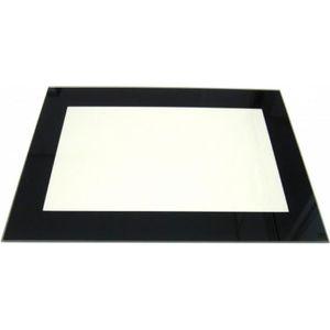 Hotpoint C00274559 Four porte intérieure en verre dimensions 530 x 400 mm