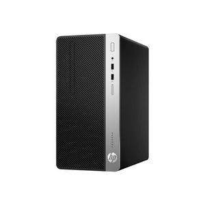 UNITÉ CENTRALE + ÉCRAN HP ProDesk 400 G5 Micro-tour 1 x Core i7 8700 - 3.