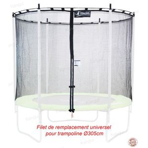 trampoline kangui achat vente pas cher cdiscount. Black Bedroom Furniture Sets. Home Design Ideas