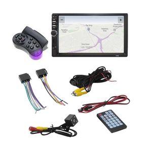 LECTEUR MP4 7 pouces HD écran tactile Bluetooth en Dash DVD 12