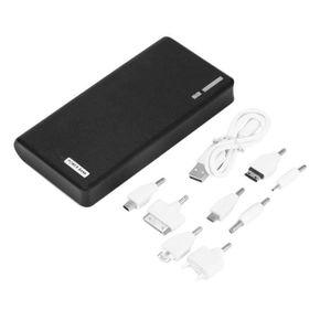 BATTERIE EXTERNE Batterie Externe 50000mAh 2 Ports USB Power bank B