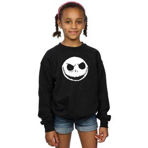 Disney Official Nightmare Before Christmas Jack Skellington Girls T-Shirt