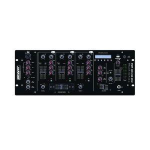TABLE DE MIXAGE POWER ACOUSTICS - PMP 400 USB MK2 - Mixer 12 entré