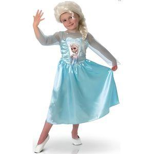ACCESSOIRE DÉGUISEMENT Deguisement De Luxe Reine des Neiges : Elsa + perr