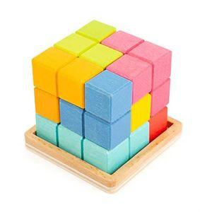 PUZZLE Small Foot 11346 géant 3D, composé de 7 pièces en