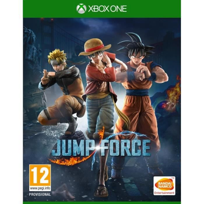 Jump Force Jeu Xbox One