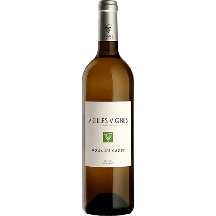 Domaine Gauby - Vieilles Vignes - Vin Blanc - 2017 - 75cl