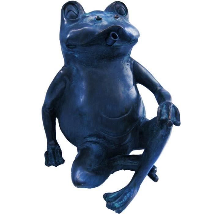 Ubbink Cracheur de bassin en forme de grenouille 20,5 cm 1386073