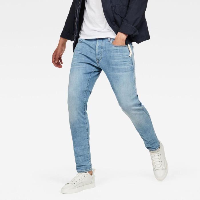 Vêtements Homme Pantalons Gstar 3301 Slim L32