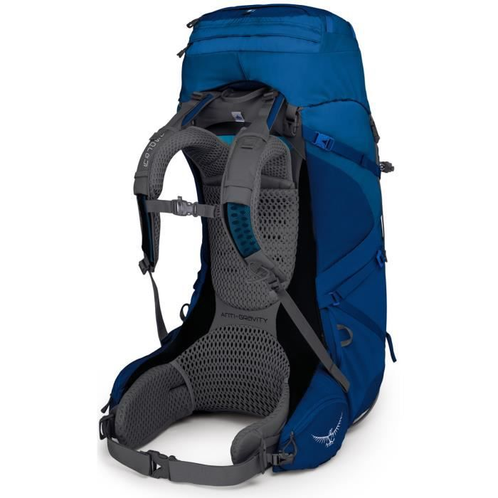 Osprey Sac à dos Aether AG 70 Homme Neptune Blue