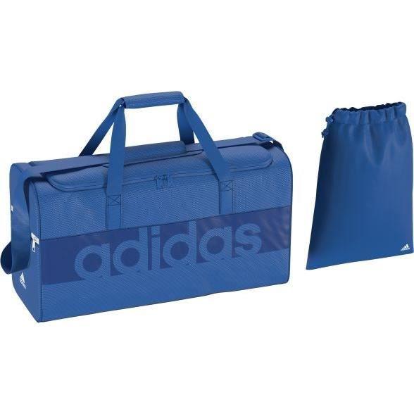 ADIDAS TIRO LIN TB Sac de sport Bleu Bleu marine M