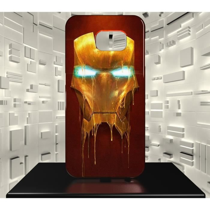 coque samsung galaxy s7 iron man