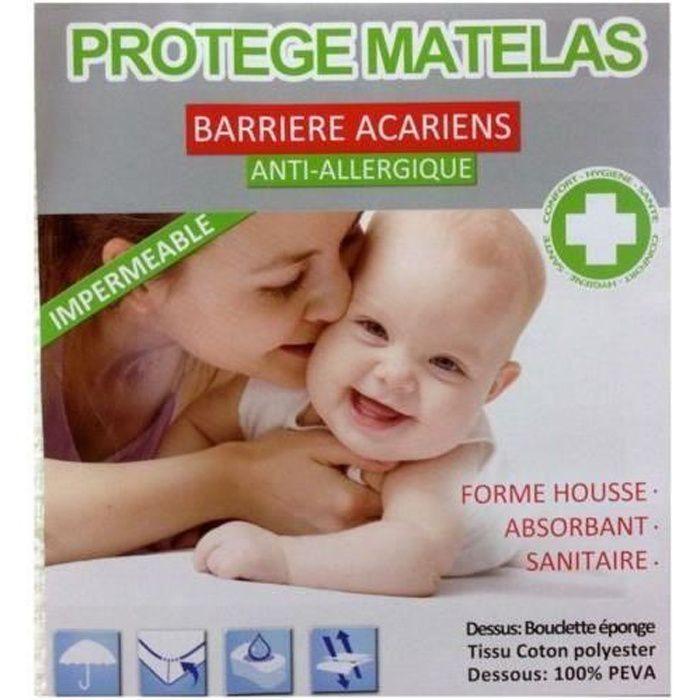 PROTÈGE MATELAS  Alese protège matelas 90x190