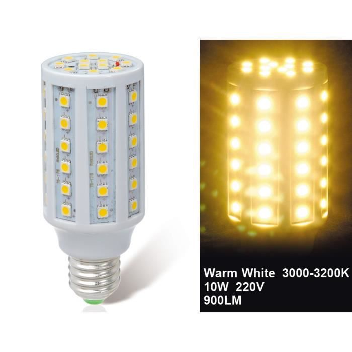 ampoule led warm white