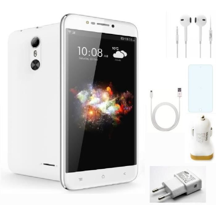 Unlocked Teeno 174 5 0 Quot Pouce 3g Smartphone Android Plus