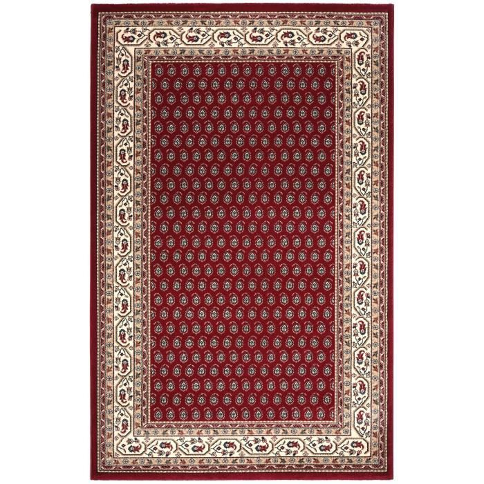 benuta tapis orient kirman rouge 240x340 cm achat vente tapis cdiscount. Black Bedroom Furniture Sets. Home Design Ideas